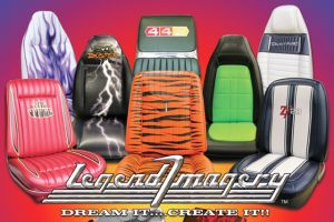 New From Legendary Interiors: RestoMod Interior Trim And Seat Covers