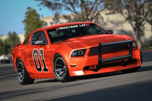Should It Happen? A Ford Mustang General Lee