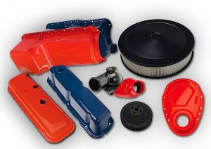 Make Your Engine Compartment Factory Fresh With Trans-Dapt Parts