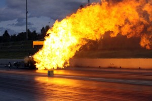 Video: New Aussie Top Fuel Team Hits The Scene With Bang – Literally