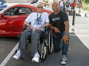 SRT Prez Ralph Gilles Gives Sick Teen A Ride In A Viper