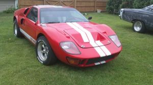 Craigslist Find: Fiero-Based Ford GT40 Replica