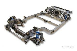 The Roadster Shop Reveals New Performance C2 Fast Track Chassis