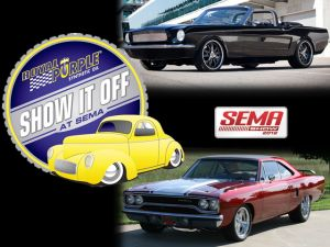 Royal Purple Announces Show It Off At SEMA Contest Winners