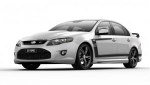 Ford Of Australia Launches Falcon GT RSpec