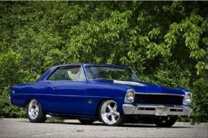 Six-Year Father/Son Project Results in Mean Chevy II Street Machine