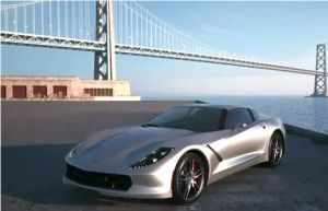 "Corvette C7 ""Visualization"" Video Hits the Web"