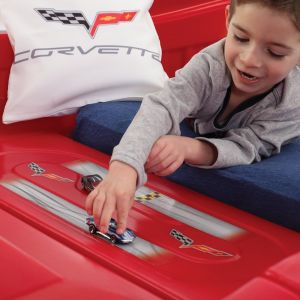 Video: Kid's Corvette Z06 Bed – Why Don't They Make This In King?