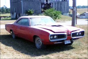 Barn Find: 1970 Dodge Super Bee Is Getting Ready To Sting Again