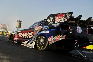 Texas-Sized Results Heighten NHRA Excitement For St. Louis Race