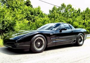 Nitrous-Enhanced Z06 Street Machine For Sale