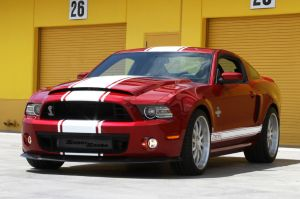 Details Of New 850 Horsepower Shelby GT500 Super Snake Emerge