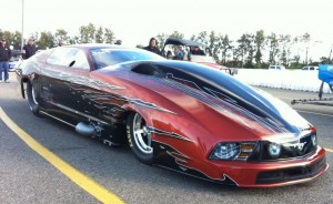 First Mike Moran-Designed Pro Modified Mustang Debuts In Canada