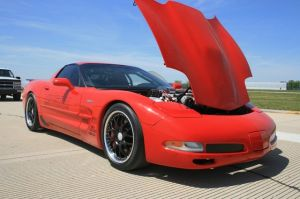 Hinson Motorsports Turbo 427ci LSx  Z06 Hits the Dyno