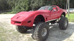 C3 Corvette 4×4 Could Be Yours…