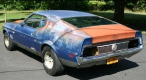 Would You Buy This Worn '71 Mustang Mach 1 429 SCJ?