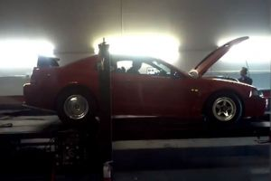 Video: '99 Mustang Cobra Lays Down Over 900 rwhp On Dyno