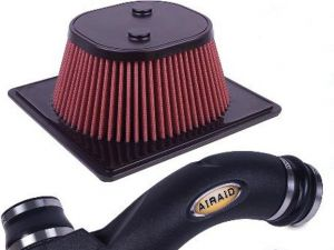 Upgrade Your F-150′s Induction With An AIRAID Jr. Intake
