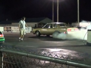 Video: Matt Happel's Turbo LS Fairmont Knocking on 9′s