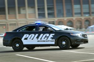 Ford Adds 3.7 Liter V6 To Police Interceptor Sedan