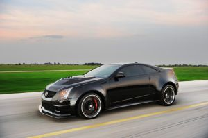 Video: Hennessey's Twin-Turbo VR1200 CTS-V Puts Down 1,066 RWHP