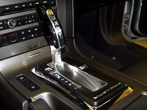 Hurst Brings Sleek Shifting To 2010+ Automatic Transmission Mustangs