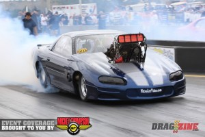 Kenny Hubbard&#8217;s Record Setting Drag Radial Camaro For Sale