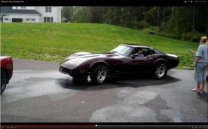 Video: Melissa's First Corvette Drive