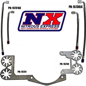 Nitrous Express Launches Plate Solenoid Kit For LS Engines