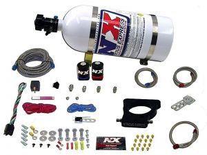 Nitrous Express Launches 3-Bolt N2O Plate Kit For LS Engines