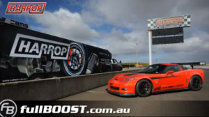 World Time Attack Challenge: Harrop Engineering's C6 Z06 Corvette