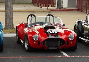 Shelby Cobra Gets The Pro-Touring Treatment