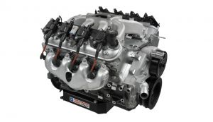 Chevrolet Performance Gives Circle Track Racers The Powerful LS3