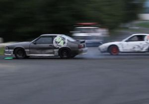 Video: Vaughn Gittin Jr. Busts Out Old Fox-Body For Serious Drifting