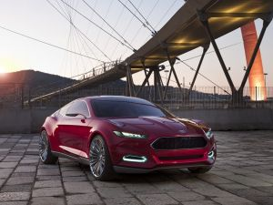 Video: Ford Mustang Officially Going To Europe!
