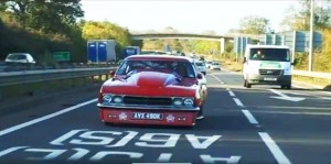 VIDEO: It's Destination McLaren for Andy Frost's Pro Street Vauxhall