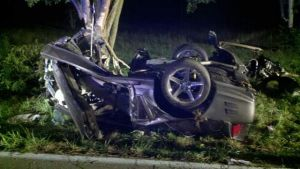 Horrible New Edge Saleen Mustang Crash Involving Two Teens