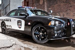 Dodge Charger Pursuit Brings Back AWD HEMI Setup