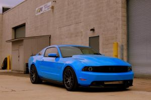 Video: Crazy JPC-Built Mustang GT Throws Down Well Over 1,200rwhp