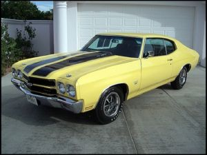 Rare 1970 Daytona Yellow Chevelle SS To Cross Mecum Auction Block