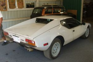 Barn Find: Pantera Pulled From Dust And Sold On eBay