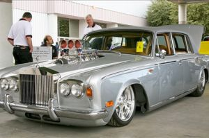 HEMI Powered 1970 Rolls-Royce Can Cut The (Dijon) Mustard