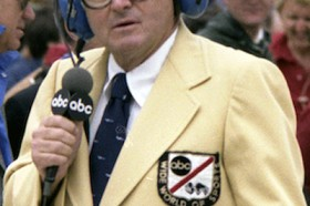 The End Of An Era: Chris Economaki Dies At 91