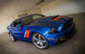 2013 Roush RS3 Premier Edition Mustang Gets Sexy New Colors