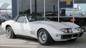 Stolen Classic Corvette Recovered In Container After 10 Years