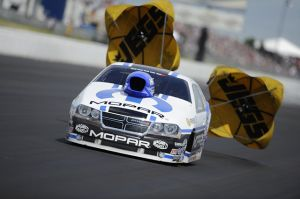 Allen Johnson Poised To Achieve Second-Generation Pro Stock Dream
