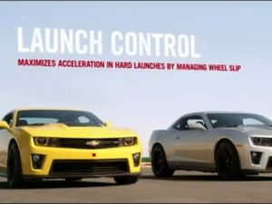 Video: Pro Drifter Conrad Grunewald vs. ZL1 and ZR1′s PTM