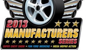 Manufacturer Series Of Races, Car Shows To Host 33 Events In 2013