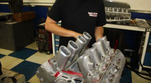 Wilson's Manifold Magic: Holley Hi-Ram for BlownZ