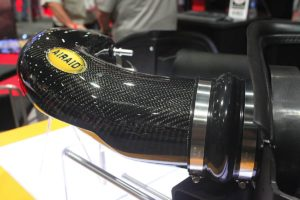 SEMA 2012: Airaid Reveals Their New Carbon Fiber Intake Elbow